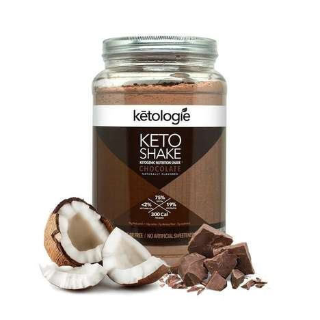 Beautifying Protein Mixes - Ketologie's Chocolate Keto Protein Shake is Caffeine and Sugar-Free