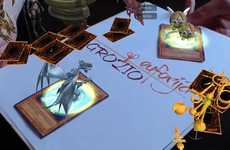 AR Card Games - Yu-Gi-Oh! Has Been Reinvented as an Augmented Reality Card Game