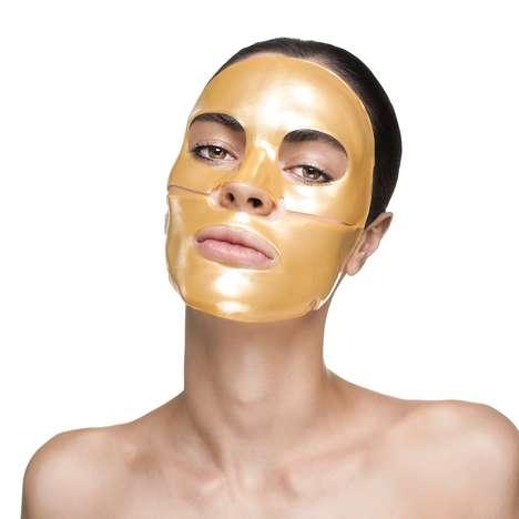Full-Face Collagen Masks