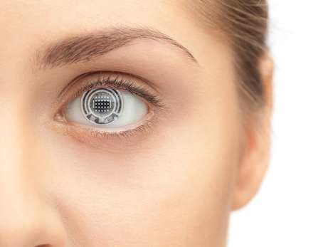 Bio-Sensing Contact Lenses - These Bio-Sensing Lenses Can Monitor Telltale Signs of Disease