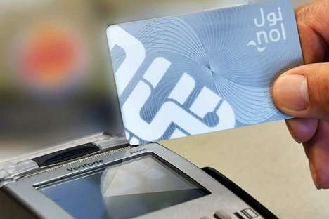 Transport Card Loyalty Programs - Dubai's Nol Cardholders Can Soon Earn 'nol+' Points