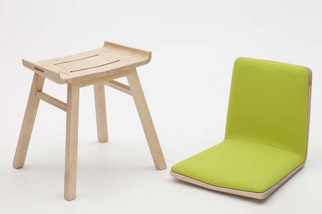 Detachable Expanding Chairs