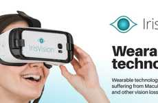 High-Def Low Vision Aids - IrisVision was Developed by LVS in Partnership with Samsung