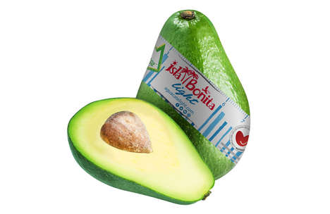 Reduced Fat Avocados