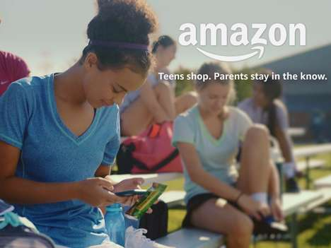 Teen eCommerce Accounts