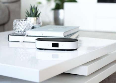 Low-Cost Smart Home Hubs