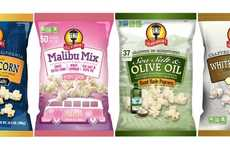 Handcrafted Artisan Popcorn Snacks - Gaslamp Popcorn is Made in California in Unexpected Flavors