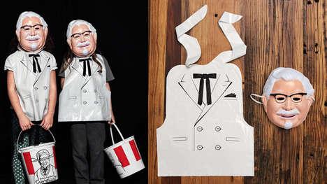 QSR Brand Ambassador Costumes