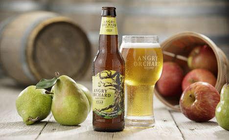 Refreshing Blended Fruit Ciders
