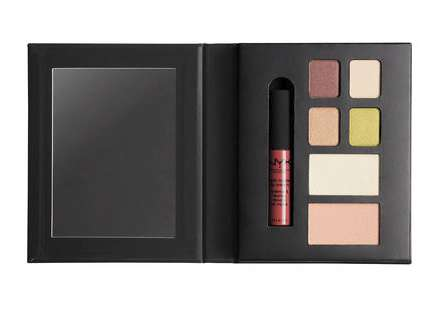 City-Themed Makeup Palettes - NYX's New City Set Palettes Come in a Range of Themes