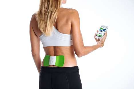 Wireless Pain Relief Gadgets - Hollywog's WiTouch Pro Offers Drug-Free Back Pain Relief