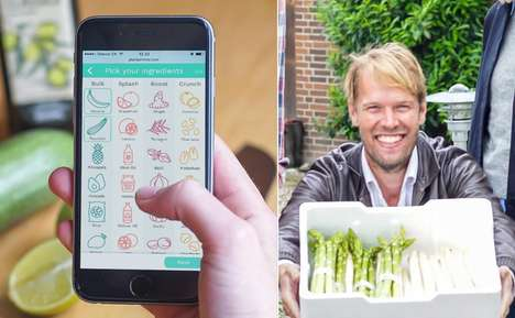 AI-Enhanced Meals - Plant Jammer Was Created to Diversify Danish People's Meal Choices