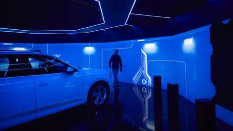 Car-Sponsored Escape Rooms - Audi is Promoting It's 'E-Tron' Line with These Escape Rooms