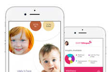 Genetic Trait-Tracking Apps - HumanCode's 'BabyGlimpse' Predicts the Traits Future Children Inherit