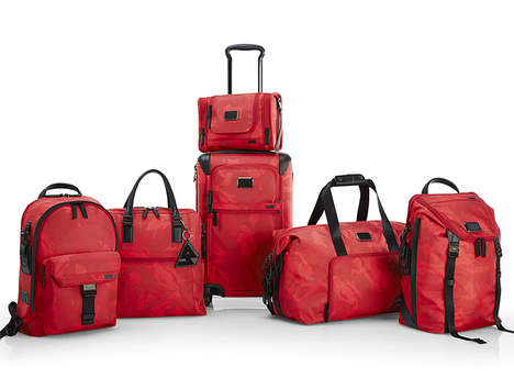 Basketball Player Luggage Collections - The Tumi x Russell Westbrook Luggage is Stylish and Strong