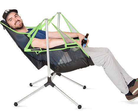 Structured Hammock Camper Chairs