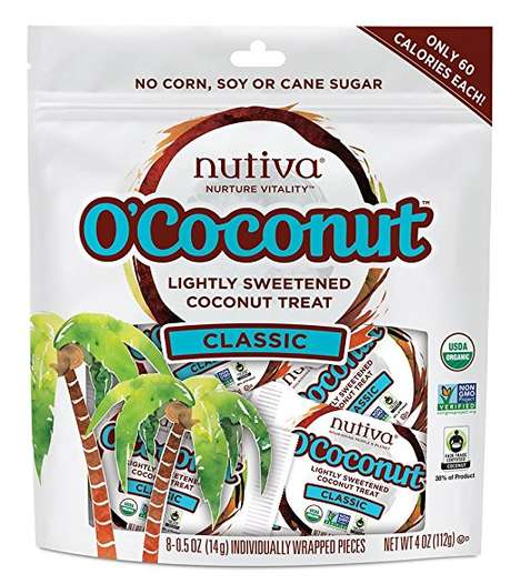 Coconut-Based Candies