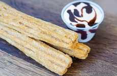S'more-Themed Churros