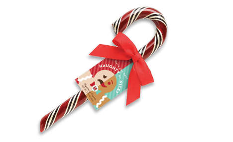 Festive Surprise Candy Canes - Hammond's Candies is Introducing Mystery Candy Canes for Christmas
