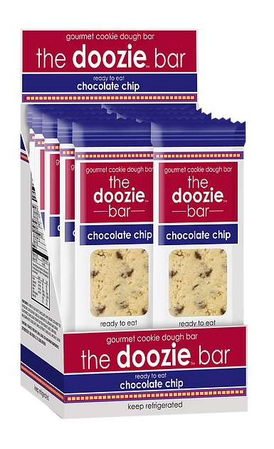 Cookie Dough Bars - Soozie's Doozies Makes 'The Doozie Bar' for Convenient On-the-Go Eating