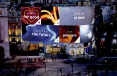 Individually Targeted Billboard Ads - Picadilly Lights Changes Ads Based on the People Passing By