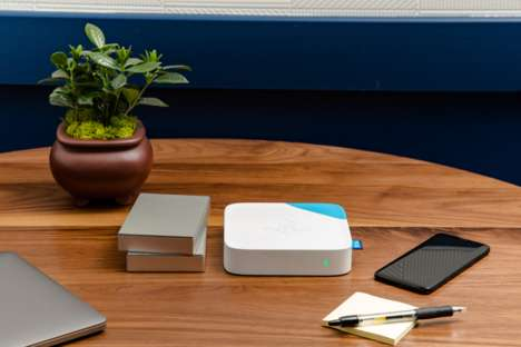Data Organization Hard Drives - The 'Filegear' Hard Drive Storage Solution Keeps Info Searchable