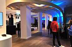 Experiential Tech-Branded Pop-up Stores