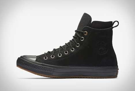 Hip Winterized Sneakers - The Converse Chuck Taylor All-Star Waterproof Shoes are Winter-Ready