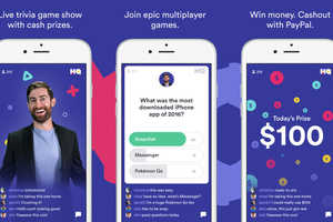 Live Game Show Apps