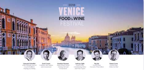 Luxury Hotel Wine Festivals - W Marriott Will Host a Food & Wine Festival at Its Venice Resort