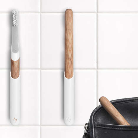 Stylish Interchangeable Toothbrushes