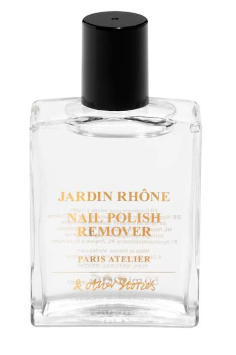 All-Natural Nail Polish Removers