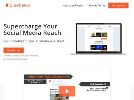 Intelligent Social Marketing Assistants - 'Cloohawk' Can Increase Your Social Media Reach