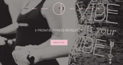 Pregnancy Fitness Studios - 'Fit Pregnancy Club' is a Boutique Fitness Studio for Expectant Mothers