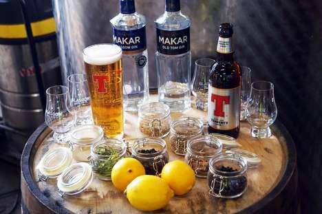 Historic Scottish Gin Tours