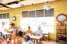 Senior-Centered Community Cafes