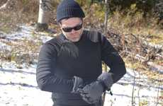 Protective Insulating Apparel - The BasePro and GlovePro Insulated Apparel Ensures Optimal Comfort