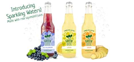 Unsweetened Sparkling Drinks