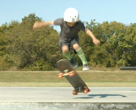 Skateboard Training Wheels (UPDATE) - The SkaterTrainer 2.0 is a Skateboarding Accessory for Kids