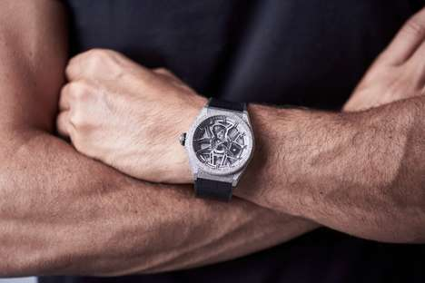 Oscillating Mechanical Watches - The Zenith Defy Lab is the World's Most Accurate Mechanical Watch