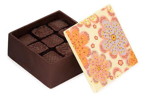 Edible Chocolate Packaging