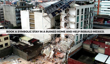 Symbolic Rental Charity Campaigns