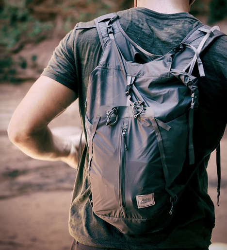 Water Filtration Backpacks - The Matador Hydrolite Filtration Pack Filters H2O from Any Source