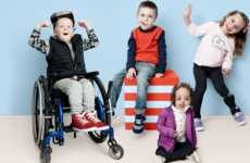 Inclusive Child Clothing Lines - Cat and Jack Designed Adaptive Clothing for Kids with Disabilities