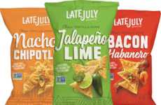 Sustainability-Focused Chips - Late July Snacks Donates Profits to Sustainable Food Initiatives