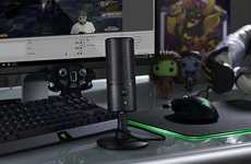 Gamer Livestream Microphones