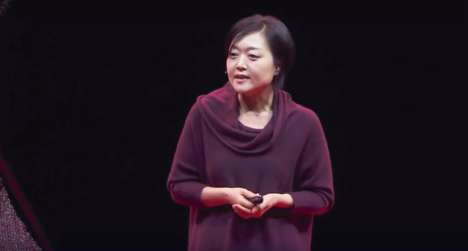 Humanizing the Enemy - Euna Lee Considers Her Time as a Prisoner in Her Talk on North Korea