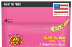 Charitable Candy Chews - Jelly Belly's Sport Beans Boost Energy While Supporting a Good Cause