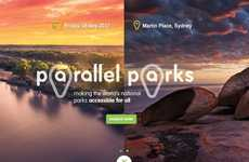 VR National Park Tours - 'Parallel Parks' Lets Those with Disabilities Explore Australia's Parks