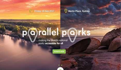 VR National Park Tours